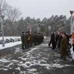 Galeria zdjęć - przekazanie sztandaru (Stalag)