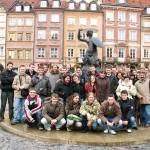 Galeria zdjęć - wycieczka do Warszawy