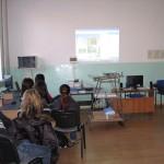 Galeria - videokonferencja z geografii